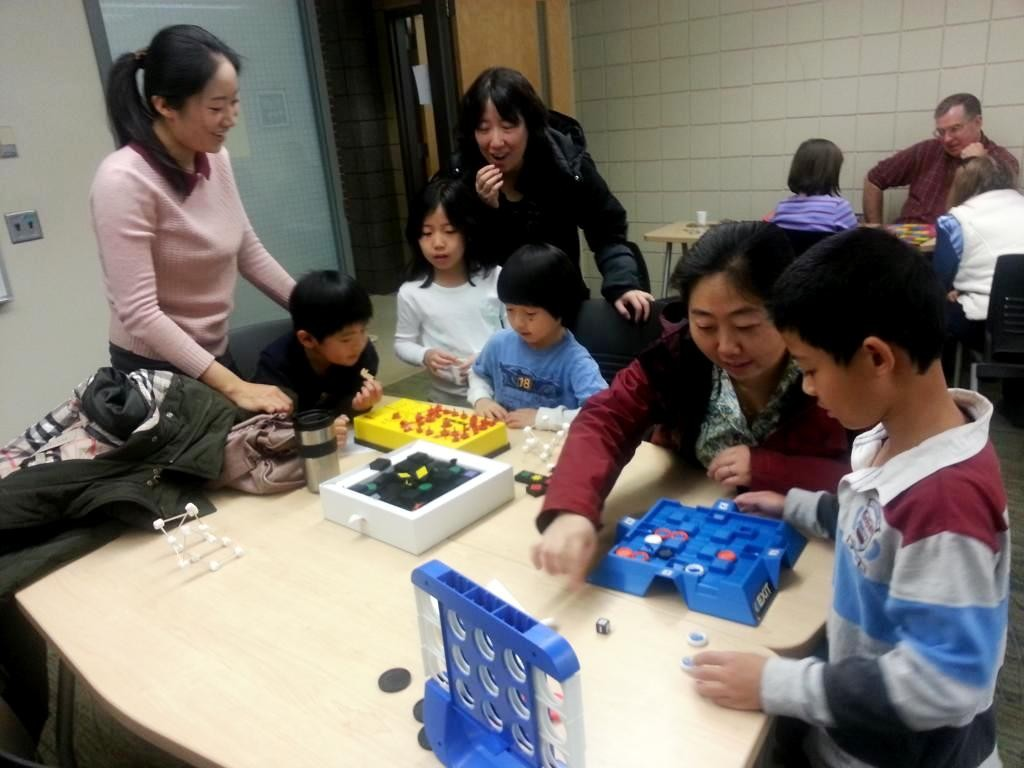 !!Families Learning Together on Math Day-2