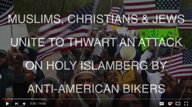 Islamberg Peace Rally Video