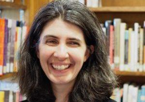 Heidi Eckerson, Librarian at Durland Alternatives Library